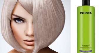 Enjoy your blond without yellow tones!
