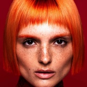 THE HOTTEST HAIR COLOUR TREND THIS A/W - METALLIC COPPER