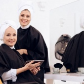 Hair sauna - why you should have it in your hairdressing salon